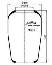 Wuhlermann 78673 - goma